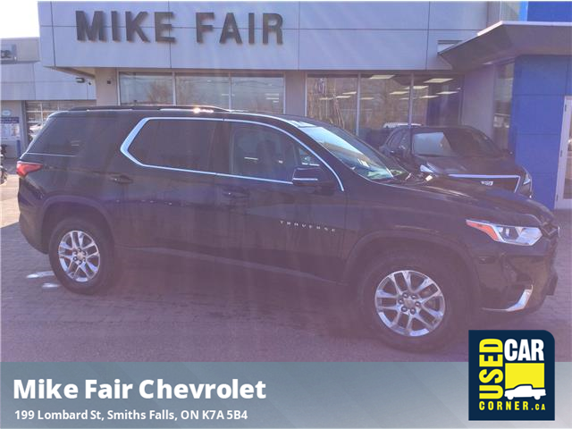 2019 Chevrolet Traverse LT (Stk: P4345) in Smiths Falls - Image 1 of 11