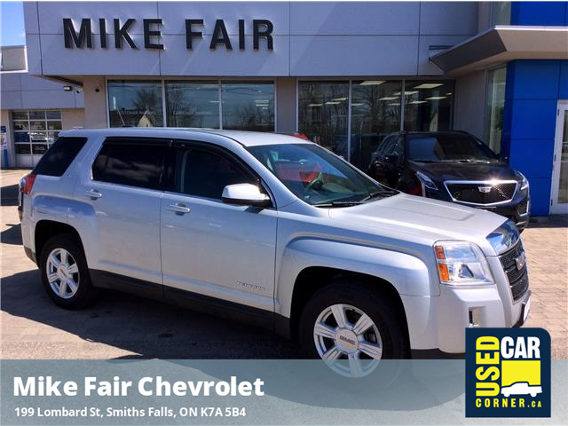 2015 GMC Terrain SLE-1 (Stk: 21054A) in Smiths Falls - Image 1 of 16