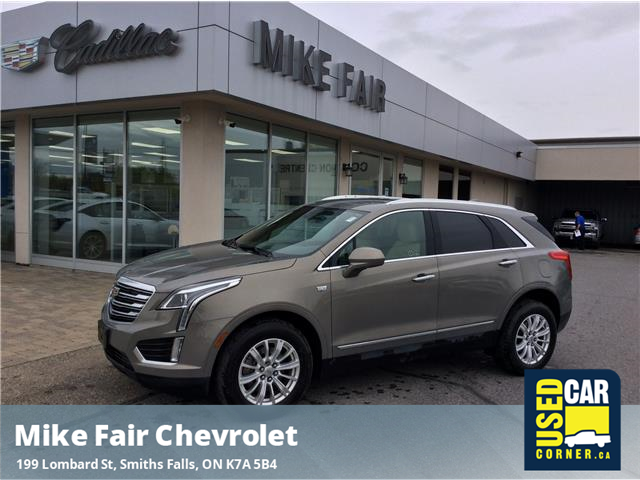 2018 Cadillac XT5 Base (Stk: P4353) in Smiths Falls - Image 1 of 16