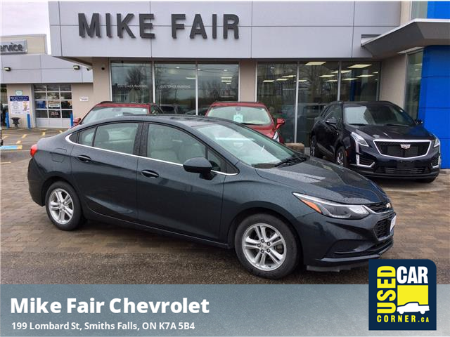 2018 Chevrolet Cruze LT Auto (Stk: P4350) in Smiths Falls - Image 1 of 19