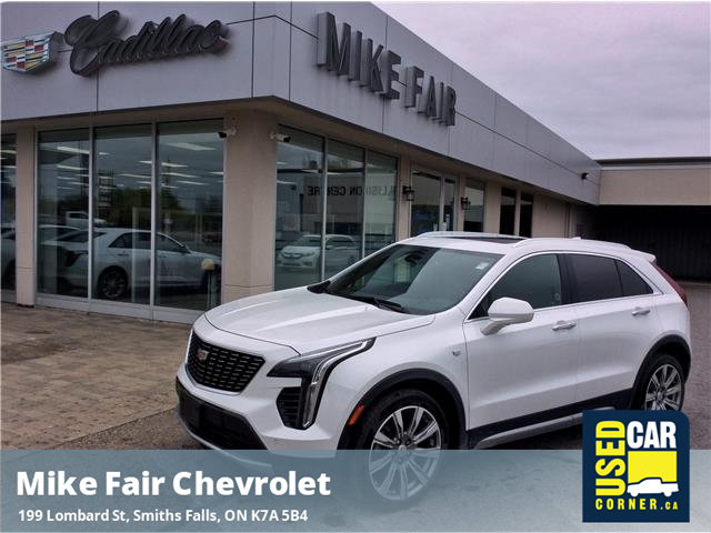 2019 Cadillac XT4 Premium Luxury (Stk: P4355) in Smiths Falls - Image 1 of 10