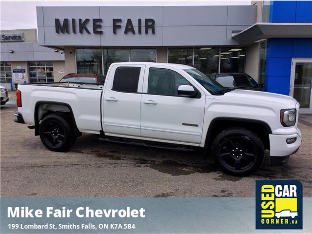 2016 GMC Sierra 1500 Base (Stk: 21232A) in Smiths Falls - Image 1 of 9