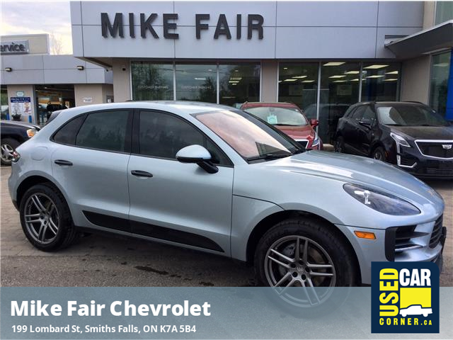 2020 Porsche Macan S (Stk: P4360) in Smiths Falls - Image 1 of 16