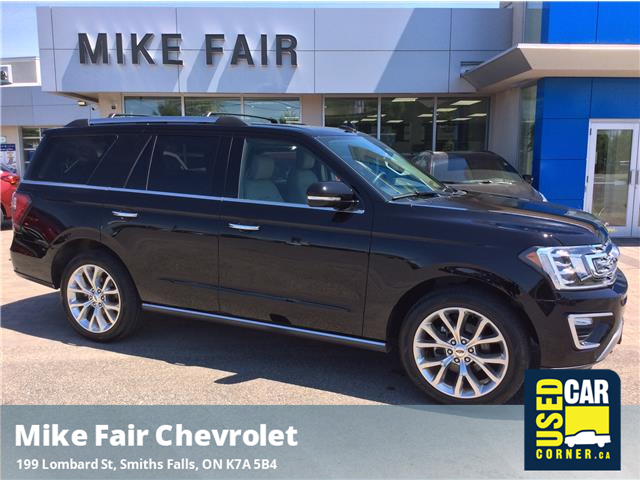 2019 Ford Expedition Limited (Stk: P4363) in Smiths Falls - Image 1 of 15