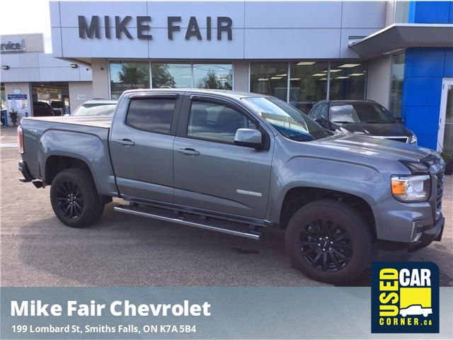 2021 GMC Canyon Elevation (Stk: 21220A) in Smiths Falls - Image 1 of 15