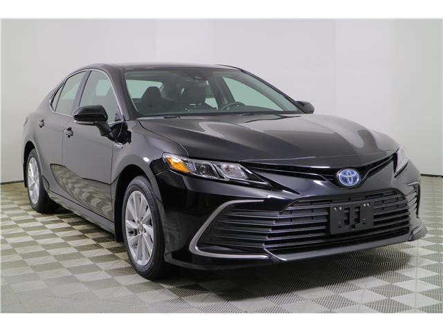 2021 Toyota Camry Hybrid LE (Stk: 203590) in Markham - Image 1 of 24