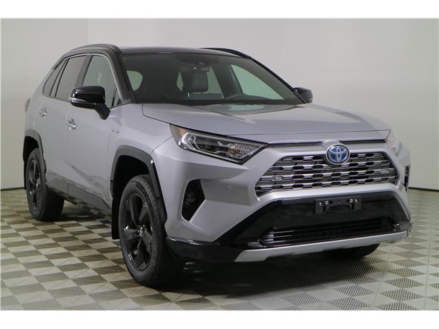 2021 Toyota RAV4 Hybrid XLE (Stk: 210981) in Markham - Image 1 of 24