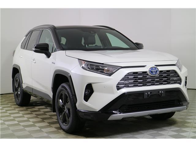 2021 Toyota RAV4 Hybrid XLE (Stk: 210988) in Markham - Image 1 of 28