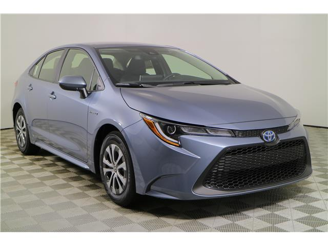 2021 Toyota Corolla Hybrid Base w/Li Battery (Stk: 211037) in Markham - Image 1 of 24