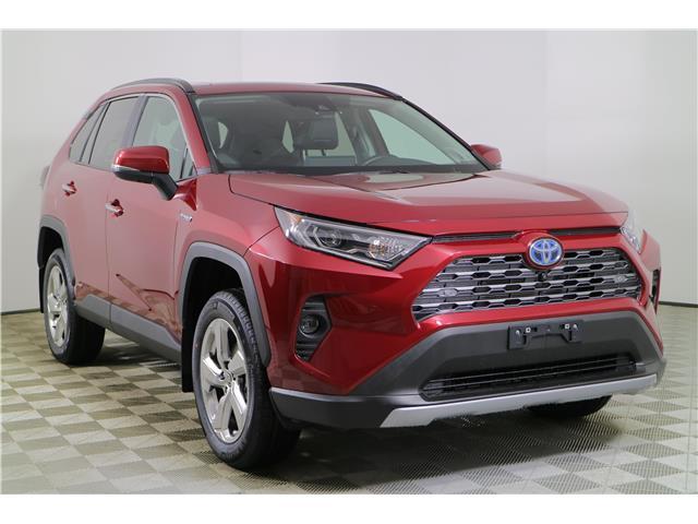 2021 Toyota RAV4 Hybrid Limited (Stk: 210978) in Markham - Image 1 of 28