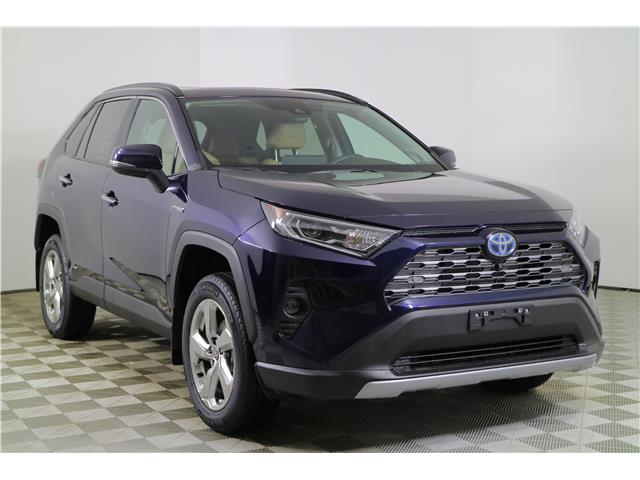 2021 Toyota RAV4 Hybrid Limited (Stk: 211110) in Markham - Image 1 of 28