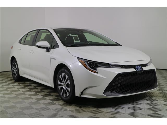 2021 Toyota Corolla Hybrid Base w/Li Battery (Stk: 210911) in Markham - Image 1 of 25