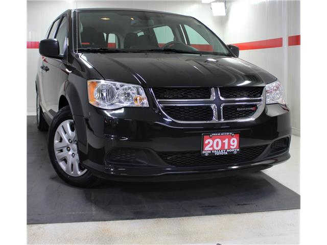 2019 Dodge Grand Caravan CVP/SXT (Stk: 303984S) in Markham - Image 1 of 20