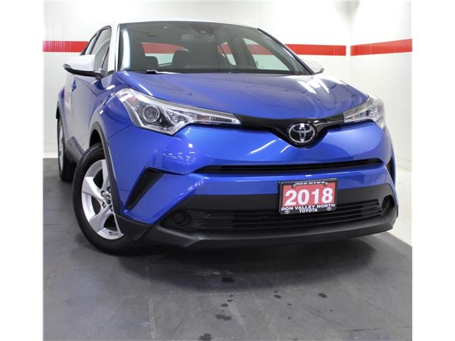 2018 Toyota C-HR XLE (Stk: 303836S) in Markham - Image 1 of 24