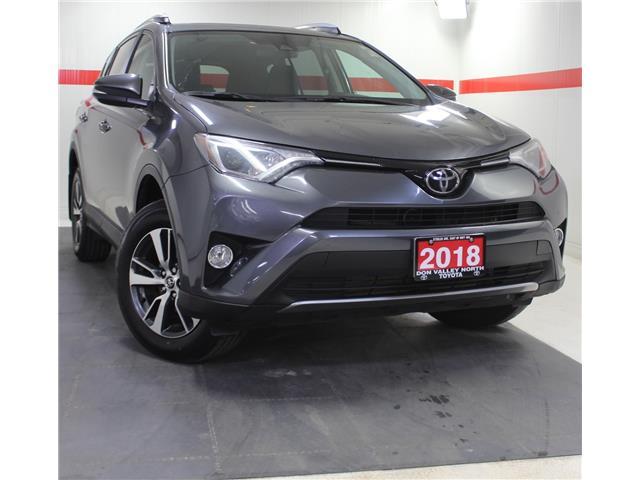 2018 Toyota RAV4 XLE (Stk: 303911S) in Markham - Image 1 of 25