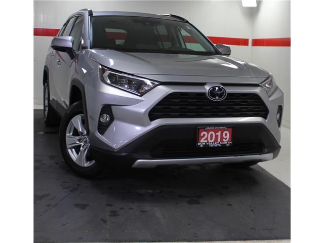 2019 Toyota RAV4 XLE (Stk: 303925S) in Markham - Image 1 of 25