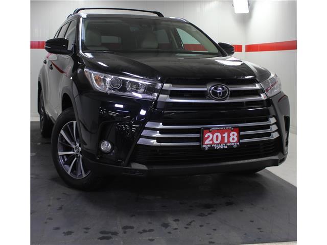 2018 Toyota Highlander XLE (Stk: 304010S) in Markham - Image 1 of 28