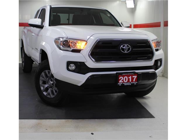 2017 Toyota Tacoma SR5 (Stk: 304090S) in Markham - Image 1 of 22