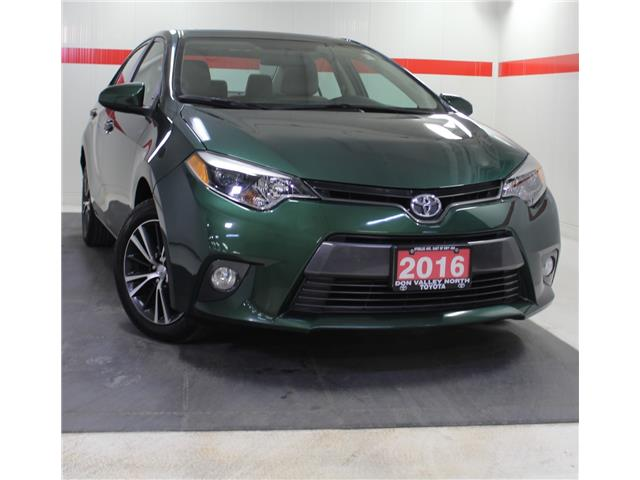 2016 Toyota Corolla LE (Stk: 304106S) in Markham - Image 1 of 23