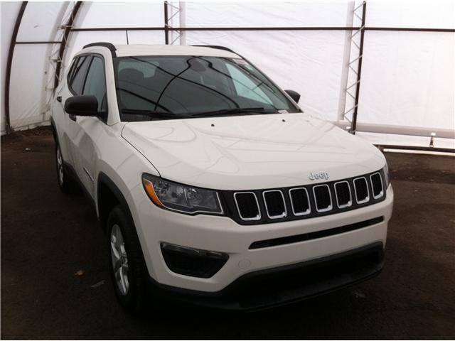 2018 Jeep Compass Sport (Stk: 180186) in Ottawa - Image 1 of 22