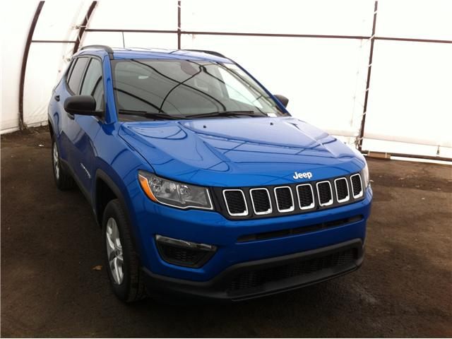 2018 Jeep Compass Sport (Stk: 180192) in Ottawa - Image 1 of 22