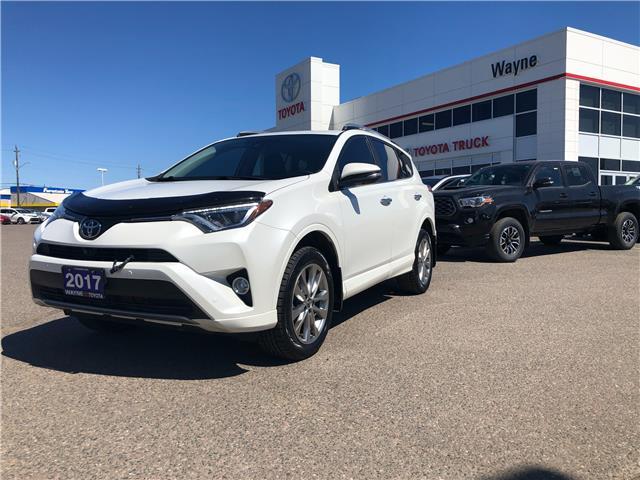 2017 Toyota RAV4 Limited (Stk: 11314-1) in Thunder Bay - Image 1 of 28