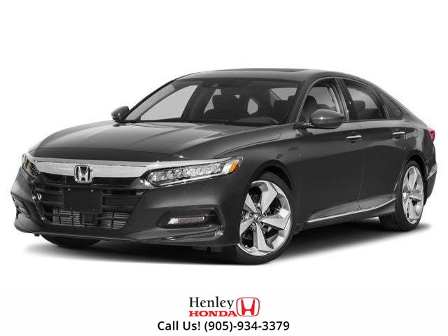 2018 Honda Accord Touring (Stk: H17081) in St. Catharines - Image 1 of 9