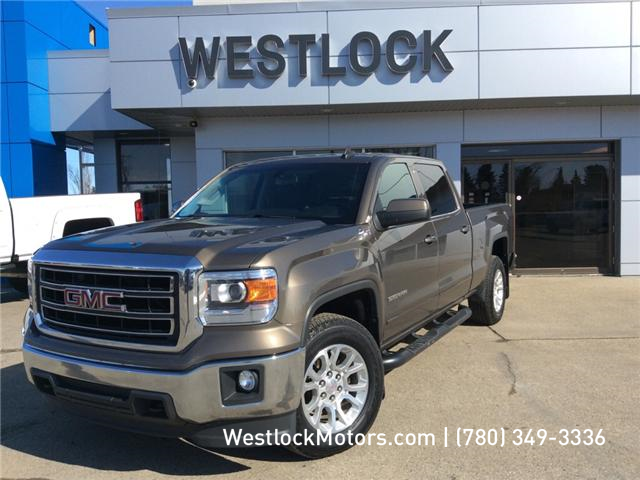 2015 GMC Sierra 1500 SLE (Stk: 18T133A) in Westlock - Image 1 of 26