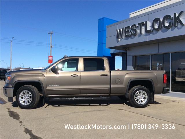 2015 GMC Sierra 1500 SLE (Stk: 18T133A) in Westlock - Image 2 of 26