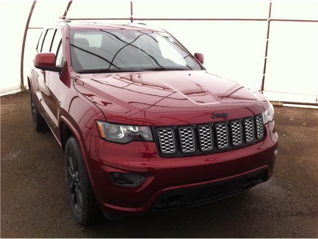 2018 Jeep Grand Cherokee Laredo (Stk: 180172) in Ottawa - Image 1 of 20