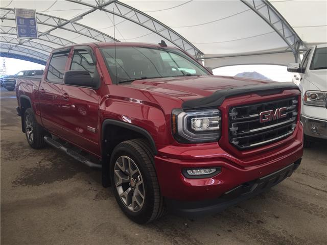 2018 GMC Sierra 1500 SLT (Stk: 159229) in AIRDRIE - Image 1 of 23
