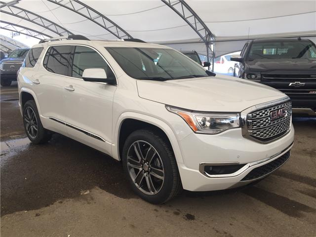 2018 GMC Acadia Denali (Stk: 162958) in AIRDRIE - Image 1 of 27