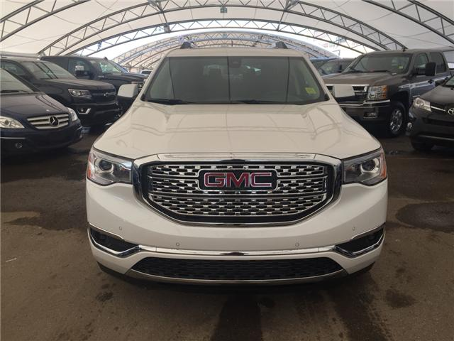 2018 GMC Acadia Denali (Stk: 162958) in AIRDRIE - Image 2 of 27