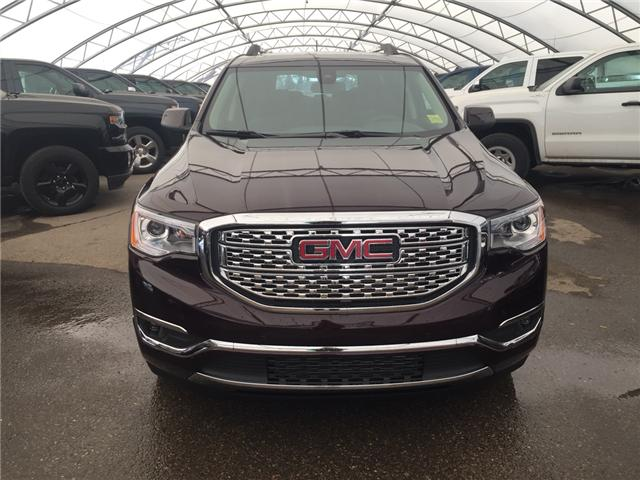 2018 GMC Acadia Denali (Stk: 162753) in AIRDRIE - Image 2 of 27