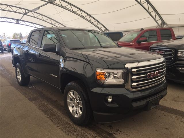 2018 GMC Canyon  (Stk: 163207) in AIRDRIE - Image 1 of 19