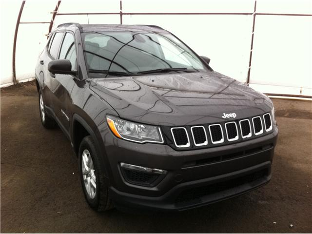 2018 Jeep Compass Sport (Stk: 180165) in Ottawa - Image 1 of 20