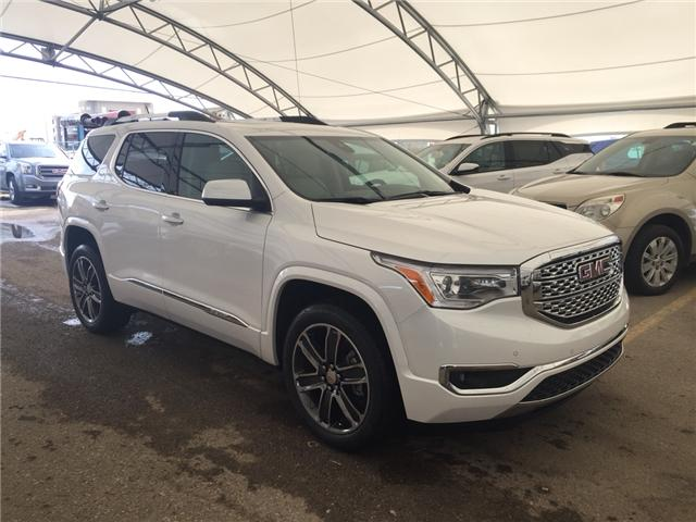 2018 GMC Acadia Denali (Stk: 162947) in AIRDRIE - Image 1 of 27