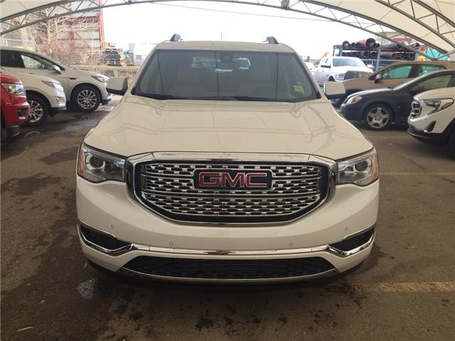 2018 GMC Acadia Denali (Stk: 162947) in AIRDRIE - Image 2 of 27