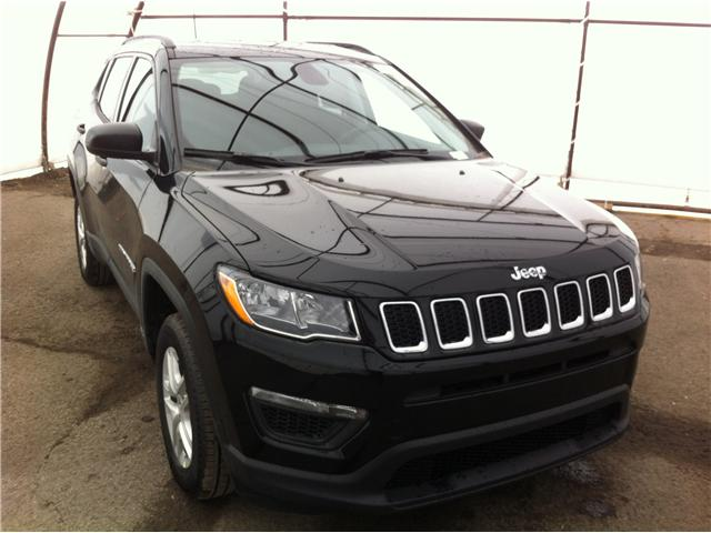 2018 Jeep Compass Sport (Stk: 180163) in Ottawa - Image 1 of 21