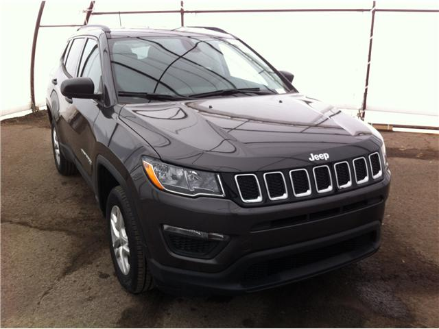 2018 Jeep Compass Sport (Stk: 180096) in Ottawa - Image 1 of 21