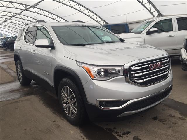2018 GMC Acadia SLE-2 (Stk: 163209) in AIRDRIE - Image 1 of 25