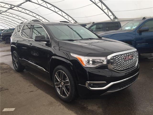2018 GMC Acadia Denali (Stk: 162755) in AIRDRIE - Image 1 of 27