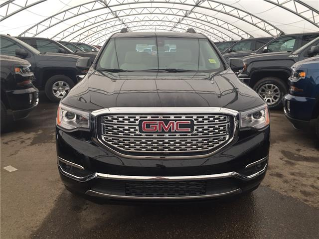 2018 GMC Acadia Denali (Stk: 162755) in AIRDRIE - Image 2 of 27