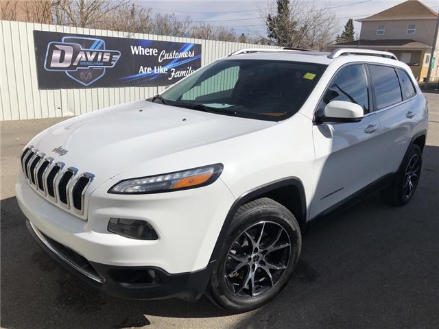 2014 Jeep Cherokee Limited (Stk: 6653) in Fort Macleod - Image 1 of 17