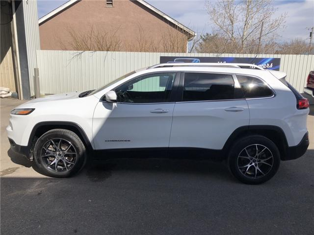 2014 Jeep Cherokee Limited (Stk: 6653) in Fort Macleod - Image 2 of 17