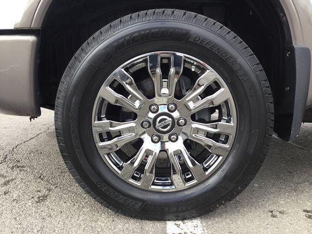 2016 Nissan Titan XD Platinum Reserve Diesel (Stk: U1305) in Hamilton - Image 2 of 30