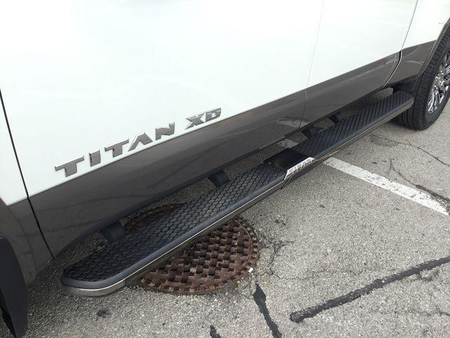 2016 Nissan Titan XD Platinum Reserve Diesel (Stk: U1305) in Hamilton - Image 4 of 30
