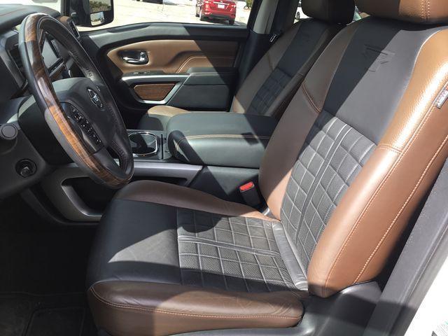 2016 Nissan Titan XD Platinum Reserve Diesel (Stk: U1305) in Hamilton - Image 7 of 30