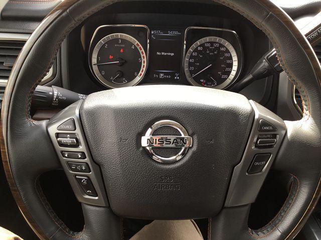 2016 Nissan Titan XD Platinum Reserve Diesel (Stk: U1305) in Hamilton - Image 8 of 30