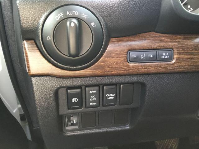 2016 Nissan Titan XD Platinum Reserve Diesel (Stk: U1305) in Hamilton - Image 10 of 30